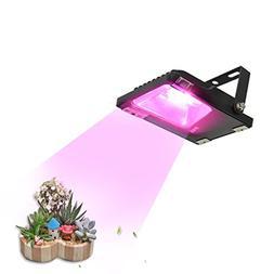 &Full Spectrum LED Grow Light Hydroponics Plants Vegetable G