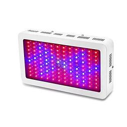 POWERBIO 300 Watts Full Spectrum LED Grow Light for Hydropon