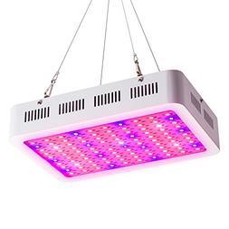 T-SUN Full Spectrum LED Grow light Panel 300W, IP44 Waterpro