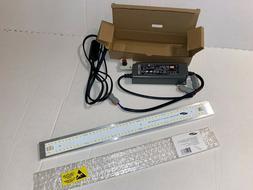 Sun Board w/Heatsink and Driver Samsung 96 LM561C LEDs Quant