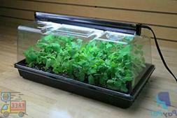 """Super Sprouter HGC726403 Deluxe Propagation Kit Includes 7"""""""