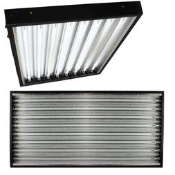 Apollo Horticulture T5 4 Feet/8 Tube Commercial Fixture with