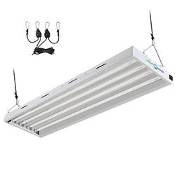 Hydroplanet™ T5 4ft 4lamp Fluorescent HO Bulbs Included fo