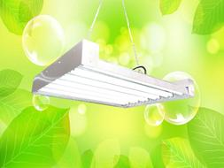 T5 HO Grow Light - 2 FT 12 Lamps - DL8212 Fluorescent Hydrop