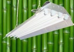 T5 HO Grow Light - 4 FT 4 Lamps - DL844-240 Fluorescent Hydr