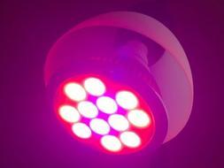 TaoTronics Led Grow light Bulb , Miracle Grow Plant Light fo