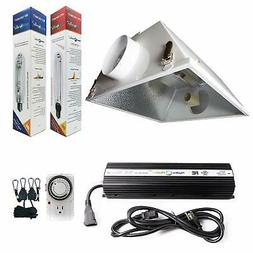Hydroplanet&Trade 1000W Horticulture Air Cooled Hood Set Gro