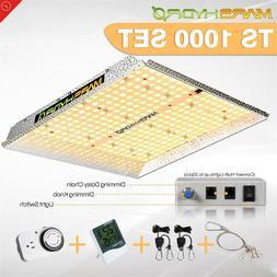 ts 1000w led grow light tools set