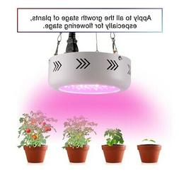 150W UFO LED Grow Light IR UV Full Spectrum Hydroponic Hydro