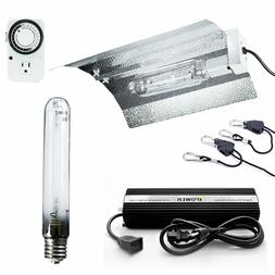 iPower 400 Watt HPS Digital Dimmable Grow Light System Kits