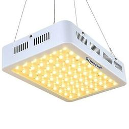 Roleadro LED Grow Light, 600W 2nd Generation Plant Light Ful