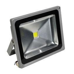 Ledwholesalers 56 Watt LED Waterpoof Outdoor Security Floodl