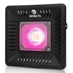 Waterproof 100W LED Grow Light Full Spectrum, New Technology