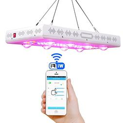 WiFi LED Grow Light 1700W Dimmable Professional Full Spectru