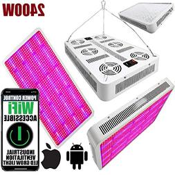Cultivation Rx WiFi 2400W LED Smart 1200XL Chip Grow Light P
