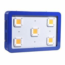 X5 COB 1500W LED Grow Light,Sunshine Full Spectrum Grow Li