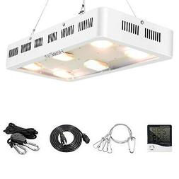 USA X6 COB 1800W LED Grow Light,Sunshine Full Spectrum Grow Light for Greenhouse