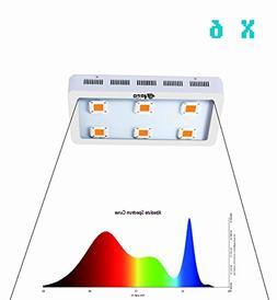 X6-1800W COB LED Grow Light,Full Spectrum LED Plant Grow Lig