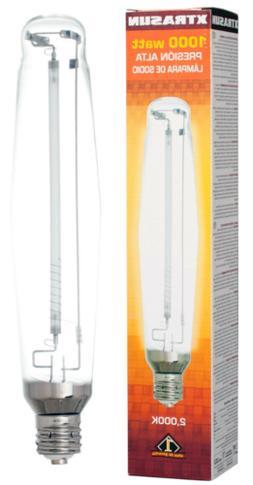 Hydrofarm Xtrasun 1000W High Pressure Sodium Bulb